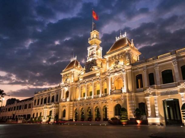 Saigon - Phnom Penh - Siem Reap